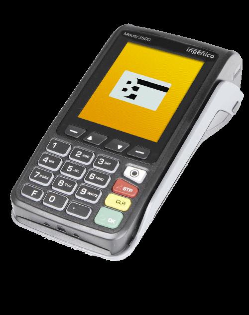 Mobiles EC Gerät Ingenico Move 3500 von Bezahlexperten